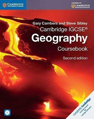 Cambridge Igcse(r) Geography Coursebook [With CDROM]: Cambers, Gary