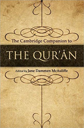 9781107461673: The Cambridge Companion to the Quran