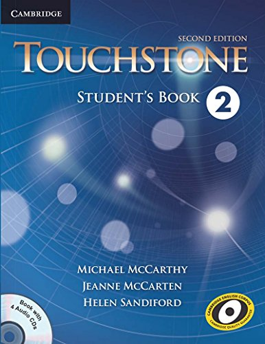 9781107462236: Touchstone Level 2 Student's Book