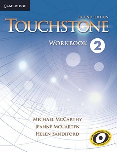 9781107462243: Touchstone Level 2, Workbook
