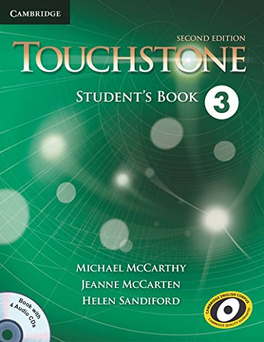 9781107462571: Touchstone Level 3 Student's Book