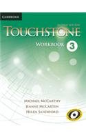 9781107462618: Touchstone Level 3, Workbook