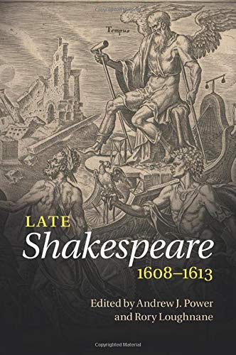 9781107463196: Late Shakespeare, 1608-1613