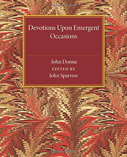 9781107463608: Devotions upon Emergent Occasions