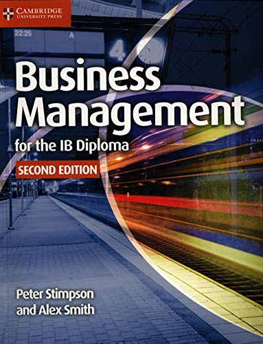 9781107464377: Business Management for the IB Diploma Coursebook