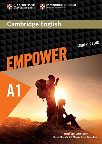9781107465947: Cambridge English Empower Starter Student's Book