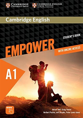 9781107465961: Cambridge English Empower Starter Student's Book with Online Assessment and Practice, and Online Workbook