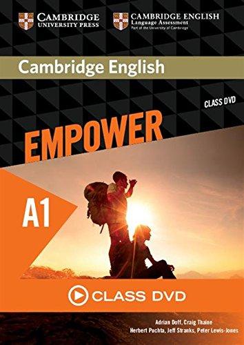 Cambridge English Empower Starter Class DVD: Adrian Doff, Craig Thaine, Herbert Puchta