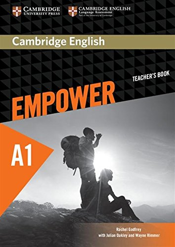 9781107466098: Cambridge English Empower Starter Teacher's Book