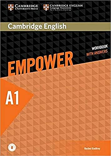 9781107466142: Cambridge English Empower Starter Workbook with Answers with Downloadable Audio