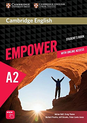 9781107466302: Cambridge English Empower Elementary Student's Book with Online Assessment and Practice, and Online Workbook