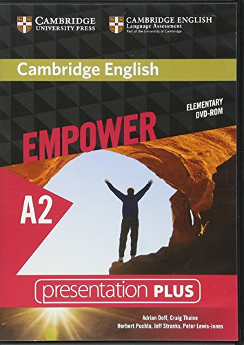 Cambridge English Empower Elementary Presentation Plus (with Student's Book) (DVD-Video): ...