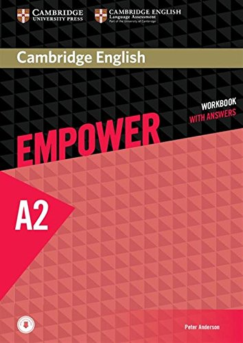 9781107466487: Cambridge English Empower Elementary Workbook with Answers with Downloadable Audio