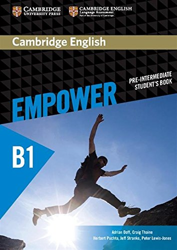 9781107466517: Cambridge English Empower Pre-intermediate Student's Book