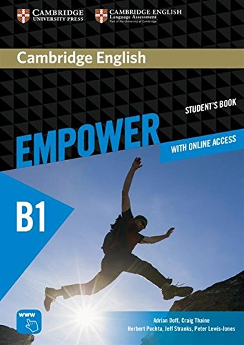 9781107466524: Cambridge English Empower Pre-intermediate Student's Book with Online Assessment and Practice, and Online Workbook