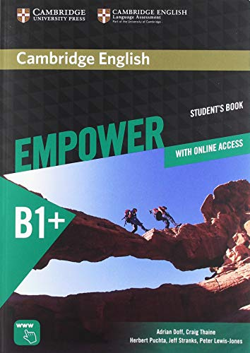 9781107466883: Cambridge English Empower Intermediate Student's Book with Online Assessment and Practice and Online Workbook [Lingua inglese]