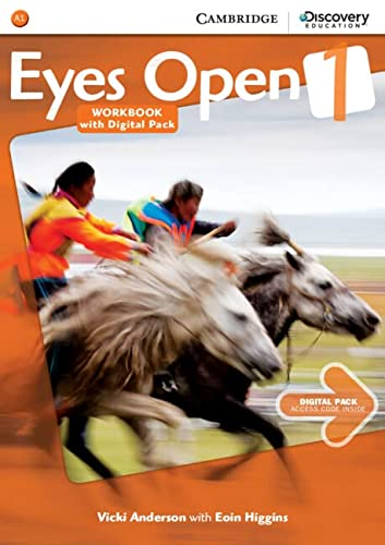 9781107467330: Eyes Open Level 1 Workbook with Online Practice