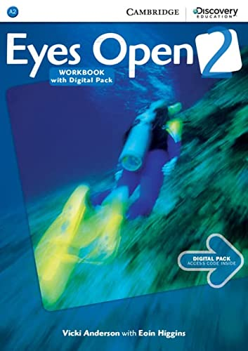 9781107467507: Eyes Open Level 2 Workbook with Online Practice