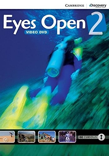 Eyes Open Level 2 Video DVD