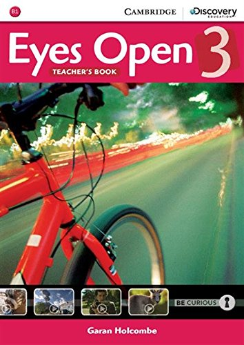 Eyes Open Level 3 Teacher's Book (Paperback): Garan Holcombe