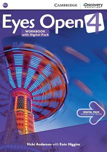9781107467828: Eyes Open Level 4 Workbook with Online Practice
