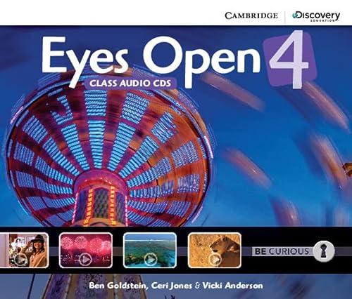9781107467866: Eyes Open Level 4 Class Audio CDs (3)