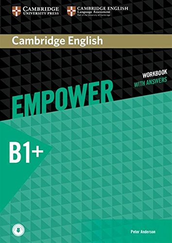 9781107468696: Cambridge English Empower Intermediate Workbook with Answers with Downloadable Audio