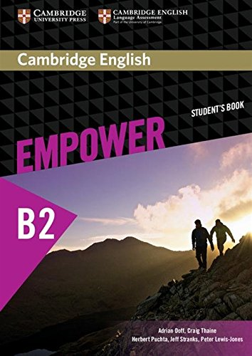 9781107468726: Cambridge English Empower Upper Intermediate Student's Book