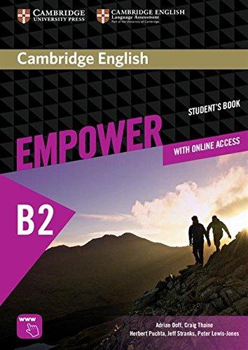 9781107468757: Empower B2+. Upper intermediate. Student's book. Per le Scuole superiori. Con e-book. Con espansione online