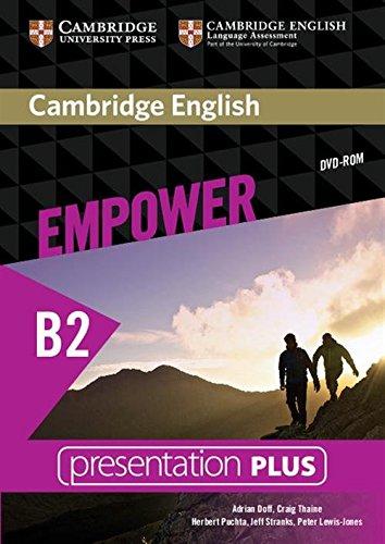 Cambridge English Empower Upper Intermediate Presentation Plus: B2 (Mixed media product): Adrian ...