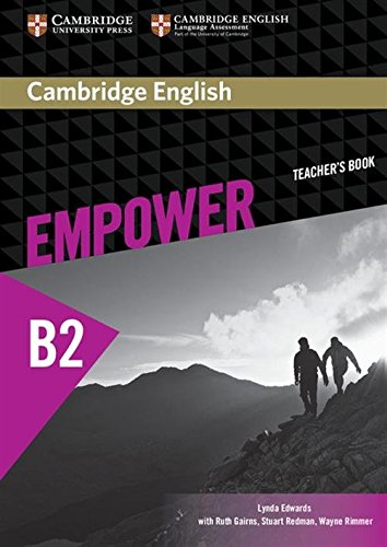 Cambridge English Empower Upper Intermediate Teacher's Book: Edwards, Lynda