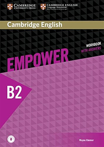 9781107469044: Cambridge English Empower Upper Intermediate Workbook with Answers with Downloadable Audio