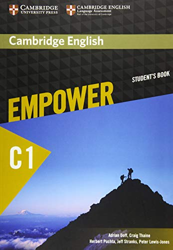 9781107469082: Cambridge English Empower Advanced Student's Book