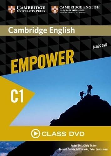 Cambridge English Empower Advanced Class DVD (DVD-Video): Adrian Doff