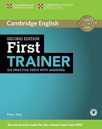 9781107470187: First Trainer. Six Practice Tests with Answers Second Edition