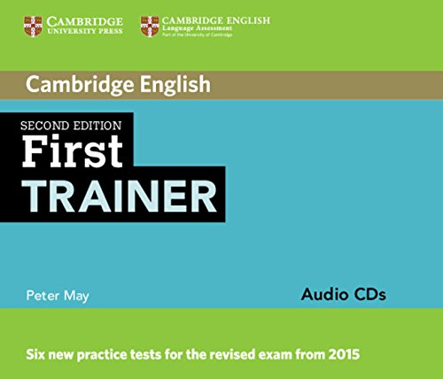 9781107470217: First Trainer 2nd Edition. 2 Audio CDs