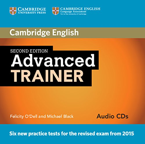 9781107470309: Advanced Trainer Audio CDs (3)