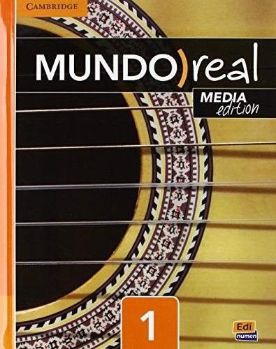 Mundo Real Media Edition Level 1 Value Pack (Student s Book Plus Eleteca Access, Online Workbook ...