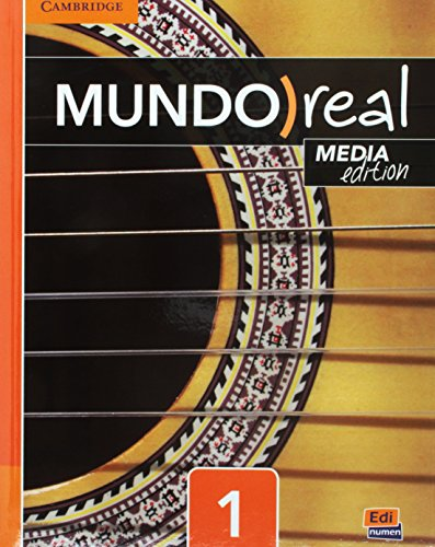 Mundo Real Media Edition Level 1 Value Pack (Student s Book Plus Eleteca Access, Online Workbook) 6...