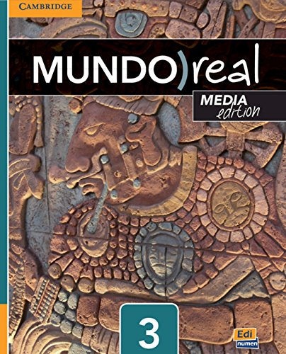 9781107473775: Mundo Real Media Edition Level 3 Student's Book plus 1-year ELEteca Access (Spanish Edition)