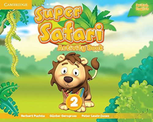 9781107476899: Super Safari Level 2 Activity Book (Super Minds)