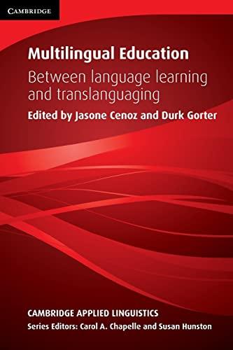 9781107477513: Multilingual Education (Cambridge Applied Linguistics)