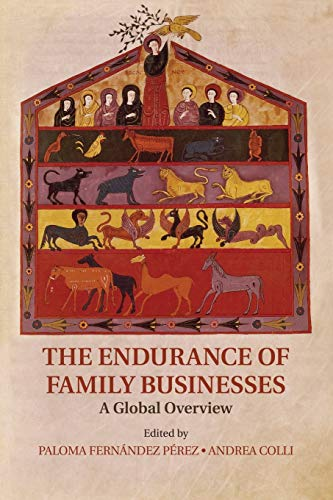 9781107480513: The Endurance of Family Businesses: A Global Overview