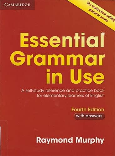 9781107480551: Essential Grammar in Use with Answers. Per le Scuole superiori: A Self-Study Reference and Practice Book for Elementary Learners of English