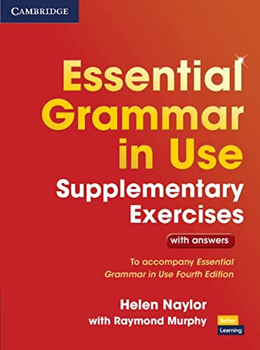 9781107480612: Essential Grammar in Use Supplementary Exercises Fourth Edition