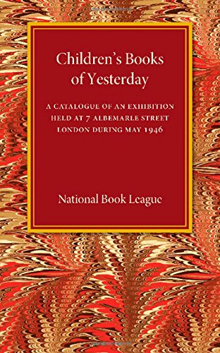 Children's Books of Yesterday: Muir, Percy H.