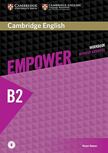 9781107488786: Cambridge English Empower Upper Intermediate Workbook without Answers with Downloadable Audio