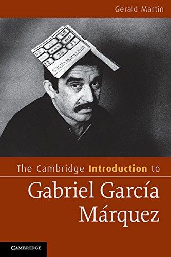 9781107491755: The Cambridge Introduction to Gabriel Garcia Marquez South Asian Edition
