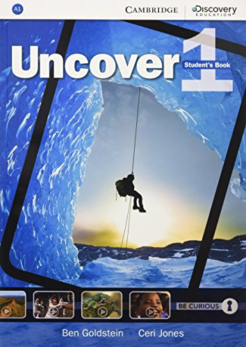 9781107493025: Uncover Level 1 Student's Book