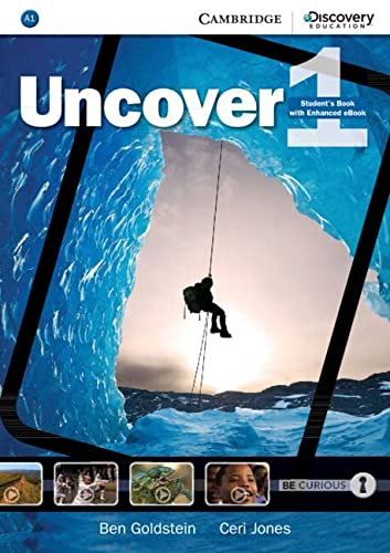 Uncover Level 1 Student's Book With Online Workbook and Online Practice (Book & ...